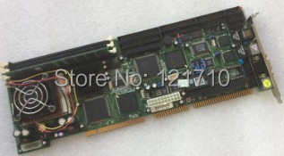 Industrial equipment card BOSER HS-6037 HS6037 VER 2.1 PICMG CPU Board full chips DUAL LAN include 68pin SCSI interface