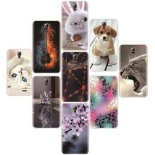 Phone  Case For Lenovo A536 Soft Silicone TPU Fashion Pattern Painting Back Cover For Lenovo A536  Case все цены