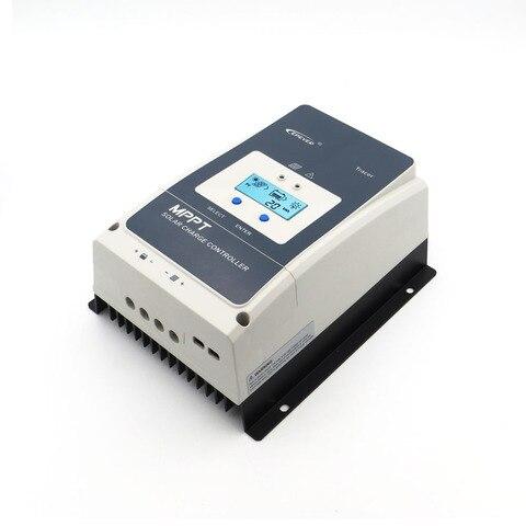 controlador de carga solar 12 v 24 v 36 v 48 v regulador de epever