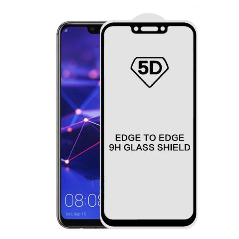 200pcs lot 5D Full Cover Tempered Glass Screen Protector For Nokia 1 2 1 2V 4