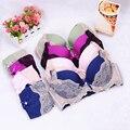 New 2016 Brand Women underwear Bra Sets Push up bra Lace Embroidery bra sets bra brief sets sexy lingerie Q30