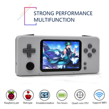Handheld Video Game Console 2019 Retro CM3 Mini Portable Gaming Console Player Pre-install Retropie 45 Simulator 15000 Games