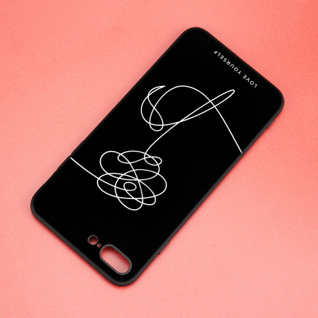 BTS LOVE YOURSELF IPHONE CASE (10 VARIAN)