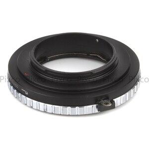 Image 2 - Adaptateur dobjectif pour objectif Contax G CYG adapté à lappareil photo Fujifilm X