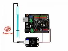 Official Smarian New AVR Open Source PH Sensor Simulation PH Meter Shield Adapter For Arduino UNO R3 Development Starter Kit