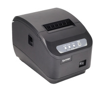 Alta calidad 200 mm/s XP-Q200II impresora térmica 80mm impresora de la POSICIÓN impresora de Cocina impresora Cortador Automático con USB + Serial/Puerto de Lan