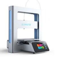 OYfame 3D Printer3D Printer A3S High Precision 3D DIY Parts Metal Frame 3d Print Maker Education