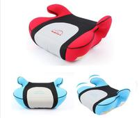 Portable Travel Kids Booster Car Seats 5 Colors Baby Safety Car Seat Thicken High Chairs Cushion
