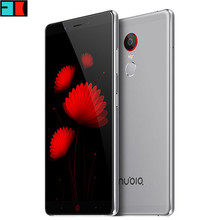 "En Stock Original ZTE Nubia Z11 MAX 6.0 ""Octa Core Mobile phone 4G LTE 4 GB RAM 64 GB ROM 16.0MP Huella Digital 4000 mAh(China)"