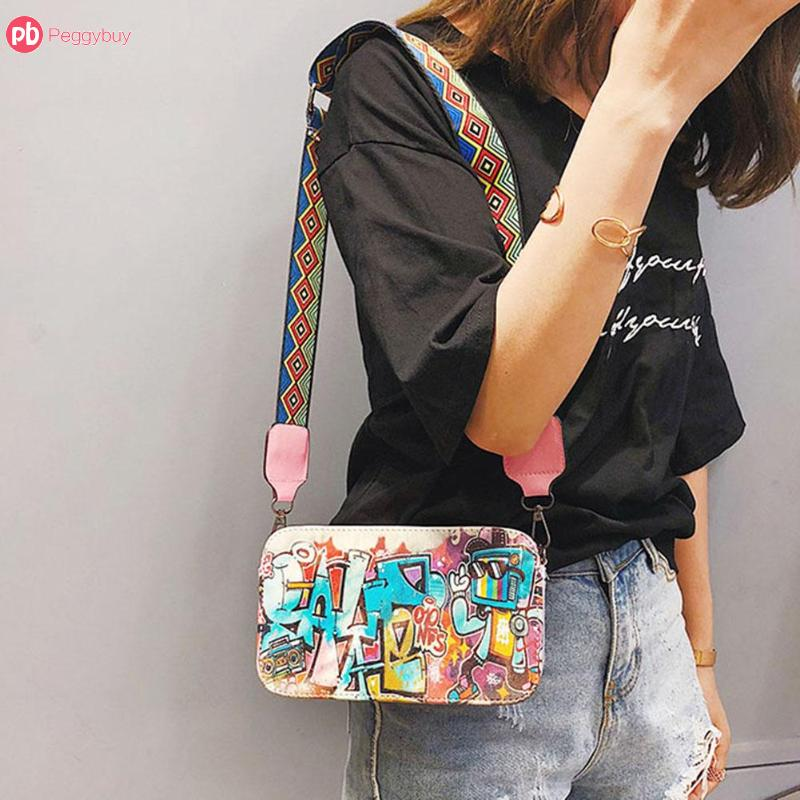 street-graffiti-handbag-women-girl-pu-messenger-bag-mini-zipper-shoulder-bag-fashion-thick-strap-women-chic-bolsa-dropshiping