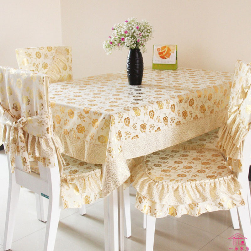 Fabric Chair Covers Pvc Lace Tablecloth Ikea Drapes Wedding Flower  Decorations For Tables Cotton Tablecloths Romantic Yellow  In Tablecloths  From Home ...