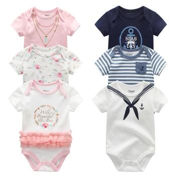 3 Pcs/lot Pakaian Bayi 0-12M 1