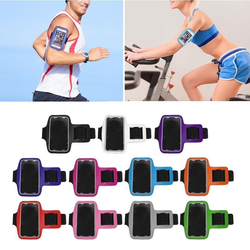 Bracciale Del Telefono Mobile Borsa Per Il Trasporto Di Sport Corsa E Jogging Della Cassa Del Sacchetto Per Huawei P10 P9 P8