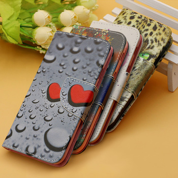 Etui case skórzane z klapką dla LG K10 K8 K4 G5 G3 G4 mini/LG Leon H340 LS770