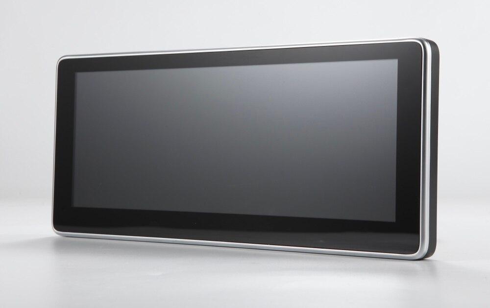 10.25 pouce 8 Core Android 7.1 Voiture GPS Système de Navigation Radio Lecteur Médias Stéréo pour Audi A4 pour Audi A5 q5 S4 S5 2009-2015