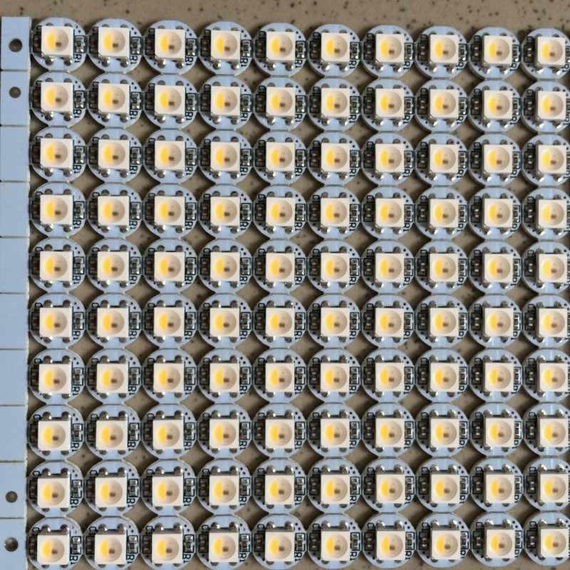 Adresli SK6812 RGBW mini Kurulu RGBWW RGBNW WWA RGB + Sıcak Soğuk Nötr beyaz Soğutucu LED piksel 5 V benzer WS2812B Leds Yeni