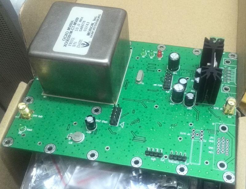 US $311 49 11% OFF|PSDO GPS tame bell, ultra high precision clock,  compatible FE5680, rubidium atomic clock-in Earphone Accessories from  Consumer