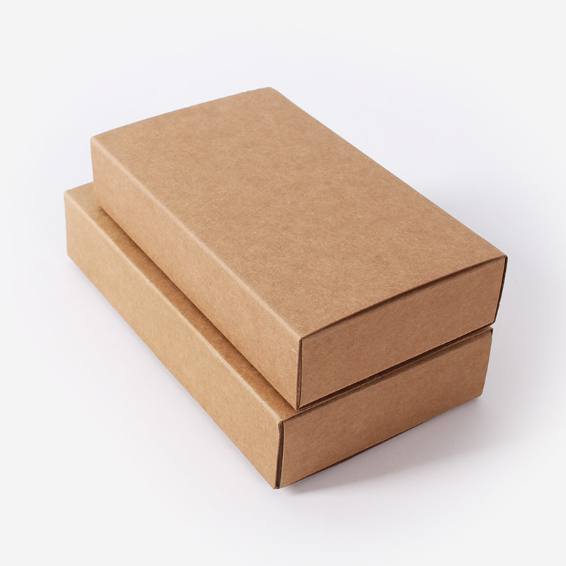 Kraft Paper Boxes For Bow Ties,pocket towel,Ties Cardboard ...