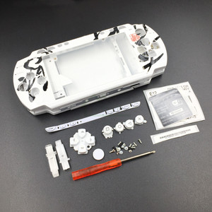 Image 2 - Limited Edition Gehäuse Shell Fall Abdeckung ersatz für PSP1000 PSP 1000 Spiel Konsole Reparatur Teil