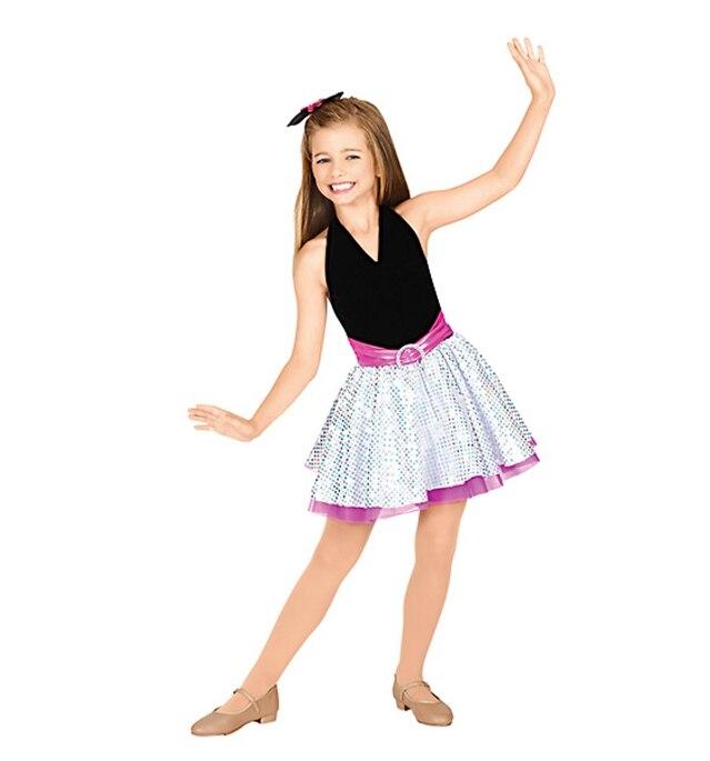 8668bd4c1b 2016 Limitada Algodão Gibão Único Original das Roupas do Sexo Feminino E Crianças  Ballet Saia de Dança Moderna Vestido De Veludo Nova Europa