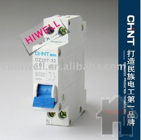 20A Double-lane circuit breaker to open accounts for a DPN air, 100% quality products, China sales of the first