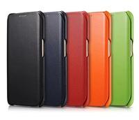 Fashion Case For Samsung Galaxy S6 Edge Original Genuine Leather Flio Cover Bag For Galaxy S6