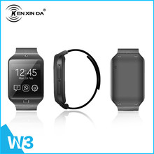 Kenxinda W3 Bluetooth Sensible Watch Wristwatch Telephone  EU  ( Japan, South Korea cannot use this watch)