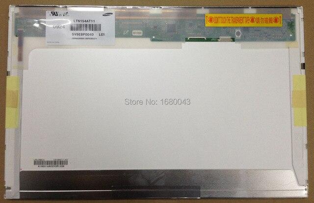Бесплатная доставка LTN154AT11 L01 B154EW09 V.0 т . N154I6-L05 для Lenovo SL500 T500 G530 новый класс а + жк экрана ноутбука 15.4 дюймов