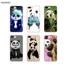 Animal Panda best Front Cover For Xiaomi Redmi 2 S2 Note 6 7 6A Mi 8 Lite 9 SE Pro Mi Max 3 Mix 2 2S 3 Pocophone F1 Phone Covers(China)