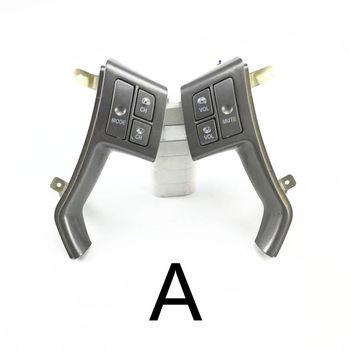 Volante de coche multifunción botones remotos, CD de volumen de audio canal para 09-13 años Geely Emgrand 7 EC7 EC715 EC718... EC7-RV