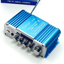 HY-803 Bluetooth Power Amplifier Multi Fungsi Karaoke Amplifier Kecil Power Amplifier HIFI Daya Tinggi Rumah Tangga(China)