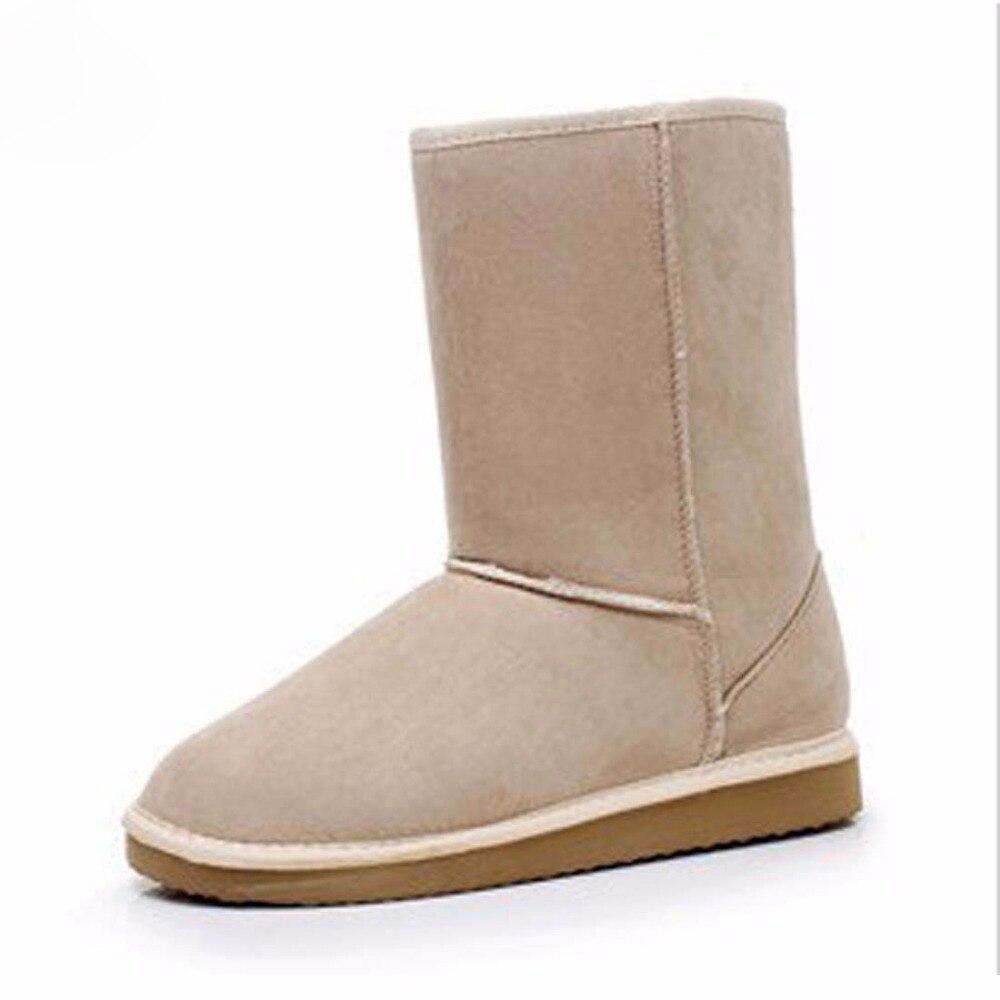 2017 Winter Boots Women Boot Flock Warm Inside Platform Flat Snow Boots Casual Flats Comfort Shoes Woman 7colors шунгит украшение в питере купить