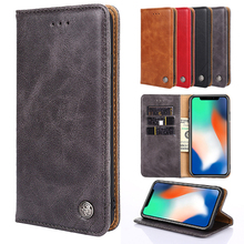 Classic Wallet Case for Blackview S8 Luxury PU Leather Vintage Book Flip Cover Fashion Phone Cases A7 Pro Fundas