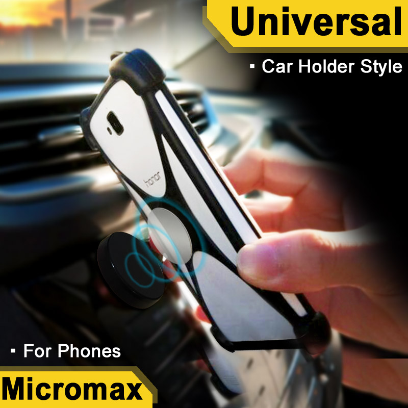 <font><b>Micromax</b></font> Q351 Q380 case Traffical case For Drivers <font><b>Micromax</b></font> <font><b>Q402</b></font> Q415 Q479 cover Elastic Car Holder <font><b>Micromax</b></font> D303 D333 case image