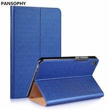 Caja de la tableta Para Huawei Media Pad T3 8.0 Sólido Delgado Plegable cubierta Del Caso Del Soporte de Tablet PC Protectora para huawei t3 8 pulgadas