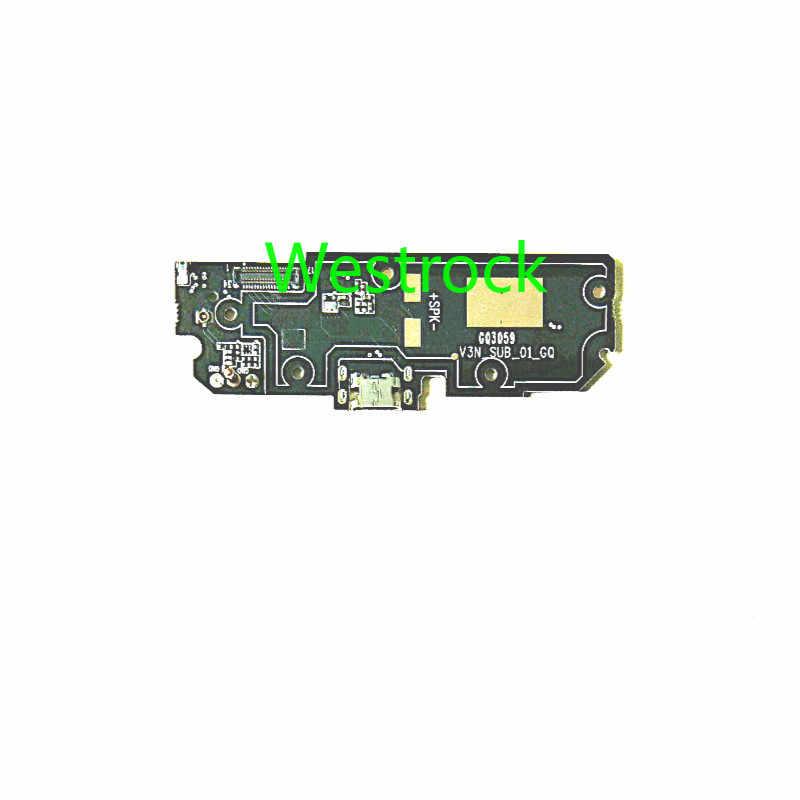 "Westrock المصغّر usb المكونات شاحن حوض ميناء مجلس اكسسوارات ل Ulefone درع X MT6739 رباعية النواة 5.5 ""هاتف محمول"