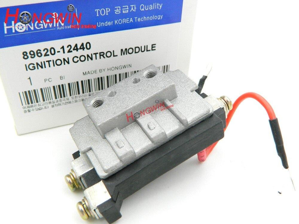 OEM NO. 89620 12440 Module de Commande D'allumage Adapte Toyota Corolla Celica Prizm 1.6L 1.8L 93 94 95 8962012680, 8962016680