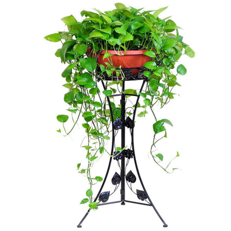 все цены на Shelves Terrasse Decoration Support Pour Plante Balcone Flower Balkon Balcony Stand Plant Shelf