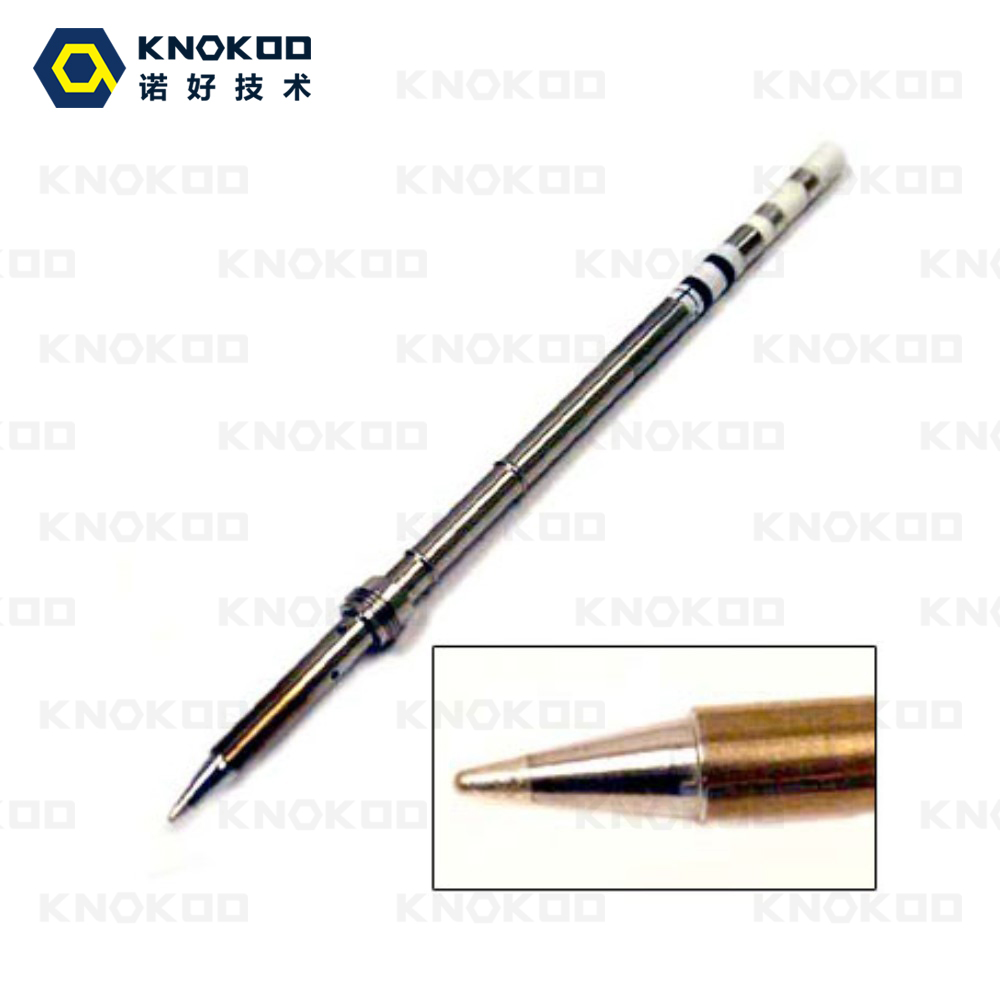 KNOKOO T13 soldering iron tips T13-B2 T13-BL solder tips for FX-951 FX-952 solder station FM-2026 solder iron knokoo di3000 holder for esd safe digital display intelligent temperature control soldering machine with c245 solder tips