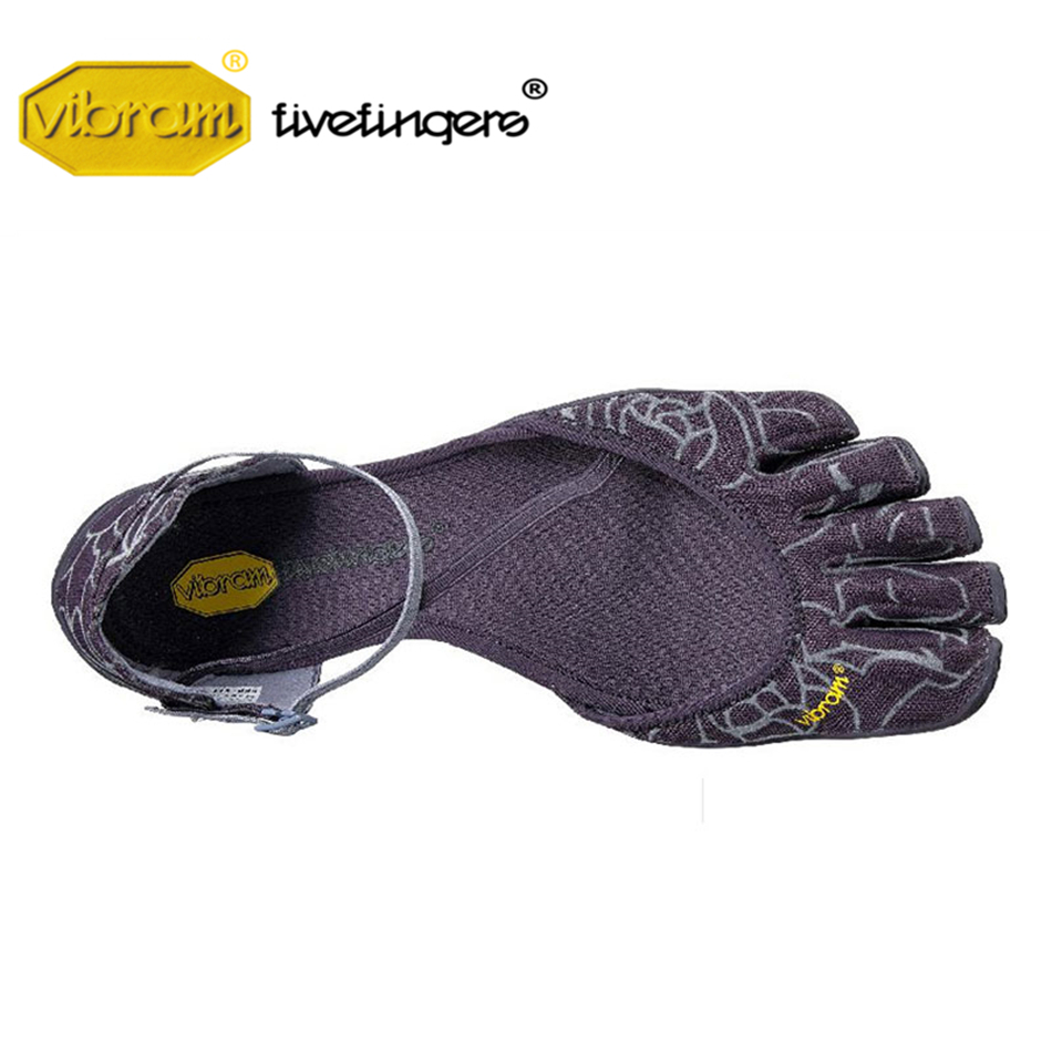 Vibram Fivefingers VI S zapatillas de deporte antideslizantes resistente al desgaste cinco dedos interior entrenamiento de danza Yoga Pilates zapatos - 4