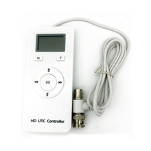 HD AHD Analog UTC Controller for Surveillance CCTV Camera BNC UP the Cable OSD Menu Remote Control