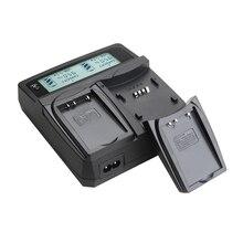 Udoli EN-EL15 EN EL15 ENEL15 MH-25 Battery Dual Charger For Nikon D600 D800 D800E D7000 D7100 D7200 D750 D810A D810 D610 V1