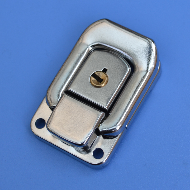 50 pieces metal hasp air box storage buckle art tool case fastener Luggage hardware part ...