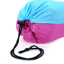 Handy Hammock Parachute Fabric Mosquito Net Hammock Single Person Portable Outdoor Camping Hangmat Sleepbag