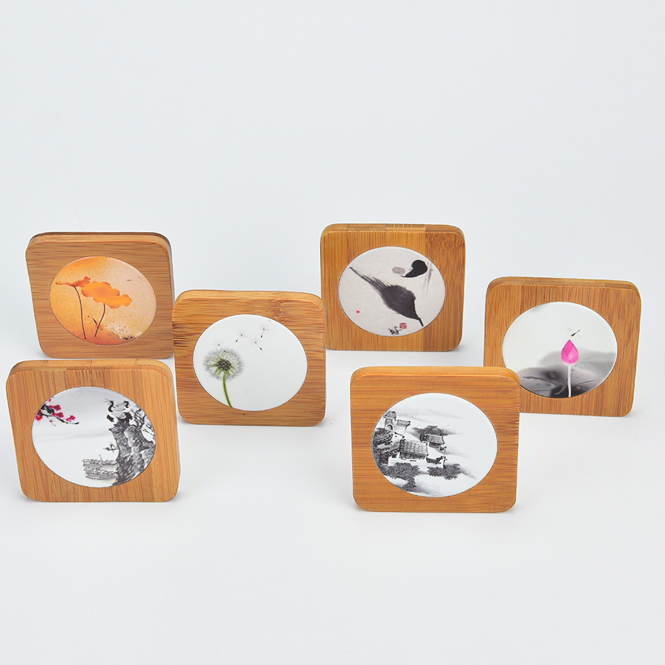 Online Buy Wholesale Ceramic Coasters From China Ceramic