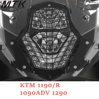 For KTM 1190R 1290S Motorcycle Headlight Protector Shield 1190 Adventure / 1190R 1290 Super Adventure