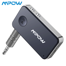 Mpow Bluetooth Adapter 3D Surround Stereo Audio 5.0 Wireless With 10H Playtime&Quick Charging for Home
