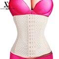2015 das mulheres da cintura Shapewear Underbust corsets trainer nova trainer cintura tummy controle shaper do corpo do espartilho espartilho emagrecimento 5xl