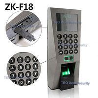 ZK F18 Fingerprint FR1200 Slave Reader for Pass In and Out Access Control System Recognition System