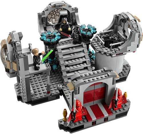 Bole 10464 Star Wars Building Blocks death star final duel 75093 Gifts Toys Compatible with Legoed